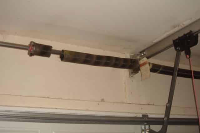 Springs Shield Garage Door Repair